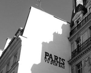 Paris vu d'en bas
