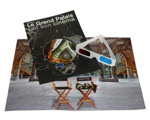 Le Grand-Palais en 3D