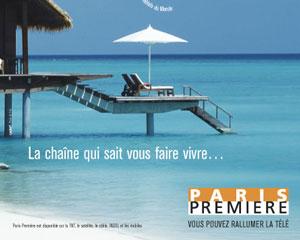 Annonces Presse Paris première