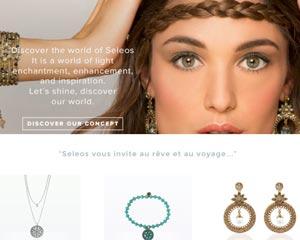 Site e-commerce   Seleos Australie
