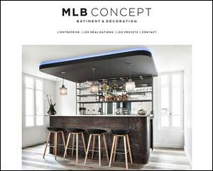 Site web de MLB Concept