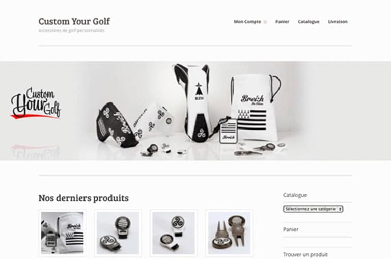 Pictus_Custom Your Golf