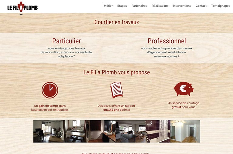 Pictus_LeFilaPlomb site web