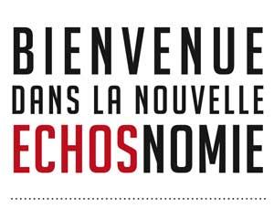 Campagne Corporate pour LesEchos